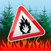 Waldbrand Index