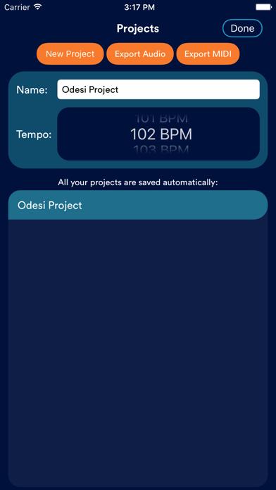 Odesi Chords - Create Rhythms, Basslines, Chord Progressionsのおすすめ画像5