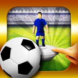 Flick Table Soccer - Subbuteo like free online foosball games