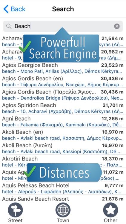 Corfu Travelmapp screenshot-3