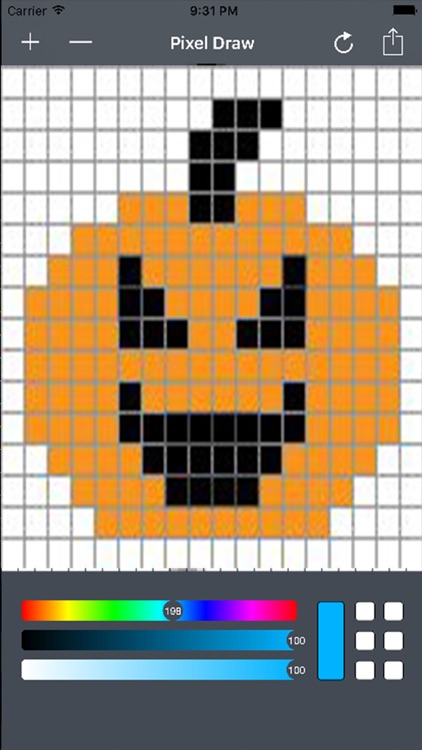 Pixel Art Maker - Draw in Pixels & 8 Bit Graphics