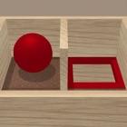 Rouler le ballon. boîte de labyrinthe (sans publicité) / Roll the ball. Labyrinth box (ad-free) icon