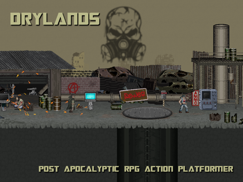 Drylands: Plan B на iPad
