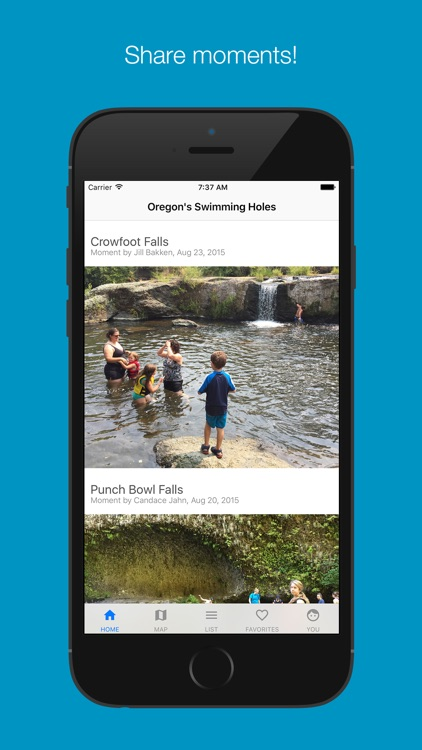 Oregon's Swimming Holes screenshot-3