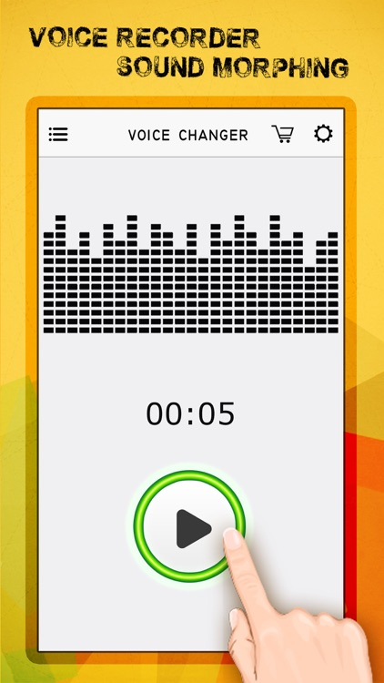 Voice Change.r FREE - The Audio Record.er & Phone Calls Play.er with Robot Machine Sound Effects screenshot-3