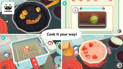 Toca Kitchen 2 iPhone