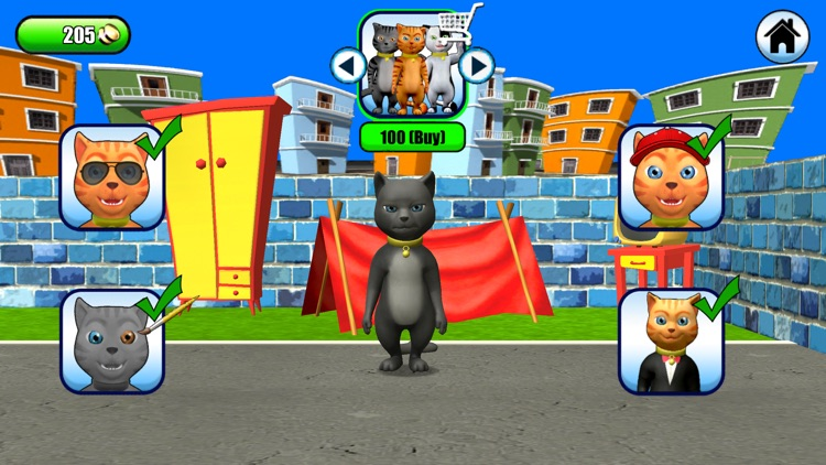 Talking Cat Leo screenshot-3