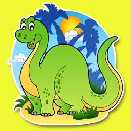 恐龙乐园-侏罗纪世界,幼儿启蒙早教必备