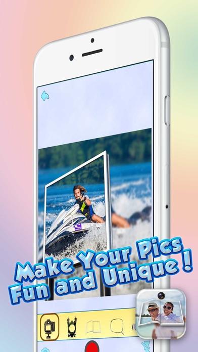 点击获取PIP Camera Studio – Best Selfie Cam with Picture in Picture Effect.s and Photo Layout Edit.or