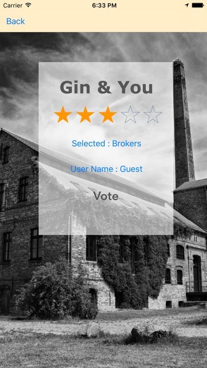 Gin&You screenshot-4