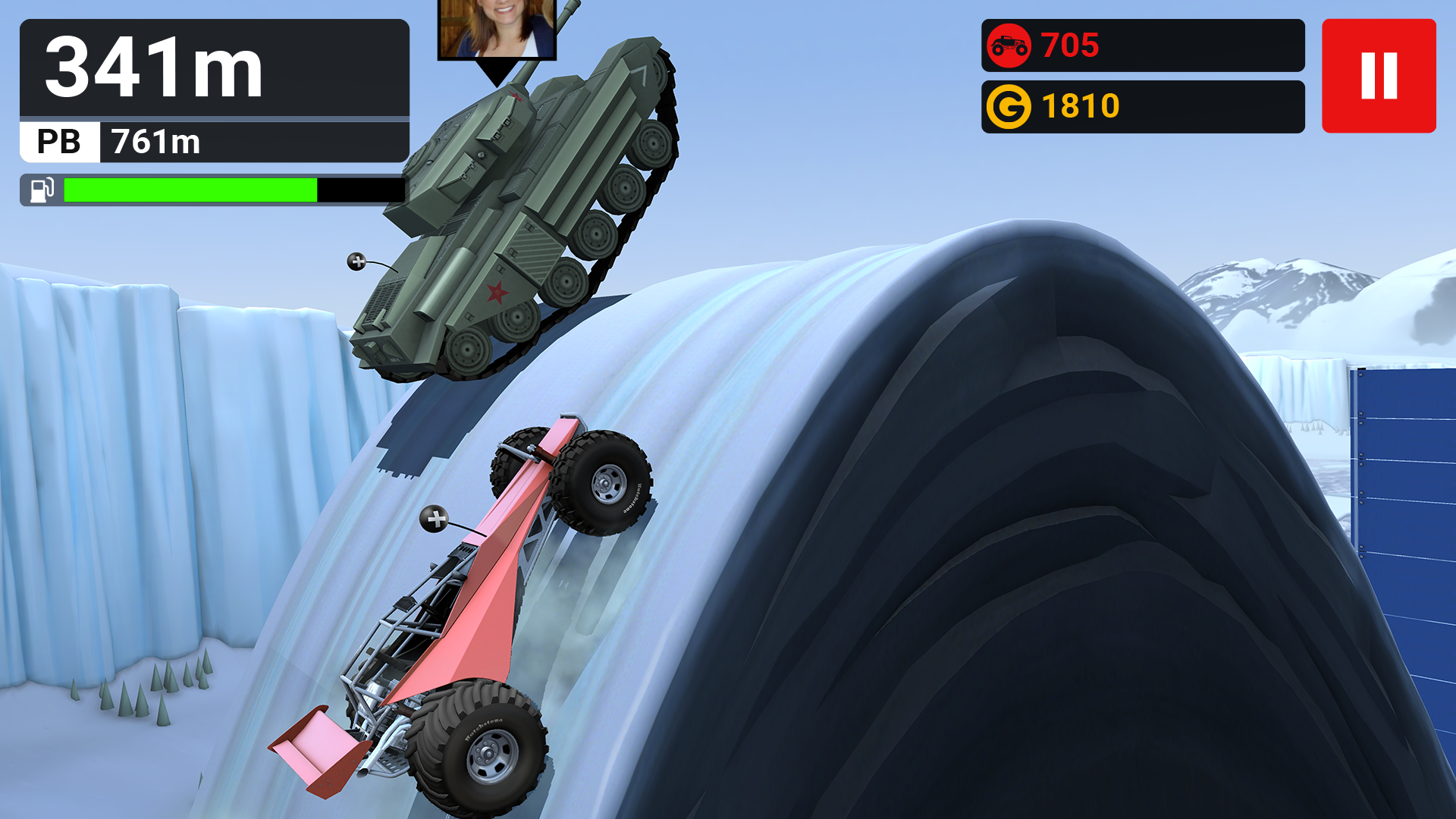 MMX Hill Dash — OffRoad Racing screenshot 13