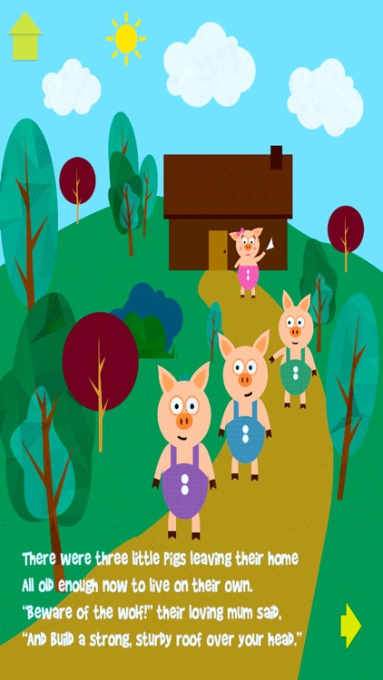 Nursery Rhymes: The Three Little Pigs screenshot-3