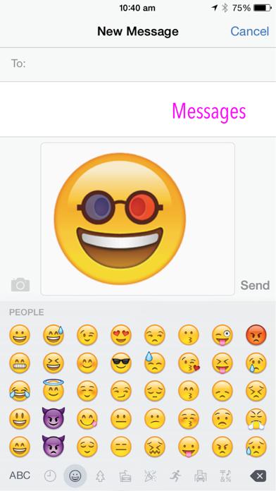 Emoji Free for WhatsApp, Kik, Telegram...etc 17+-1