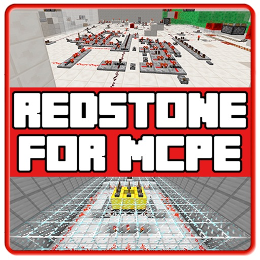 RedStone Edition MAPS for MINECRAFT PE ( Pocket Edition ) - Download on