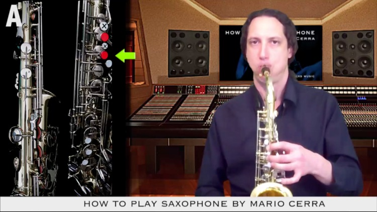 How to Play Saxophone by Mario Cerra screenshot-1