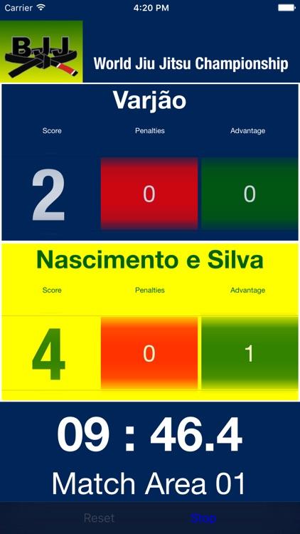 BJJ Scoreboard screenshot-3