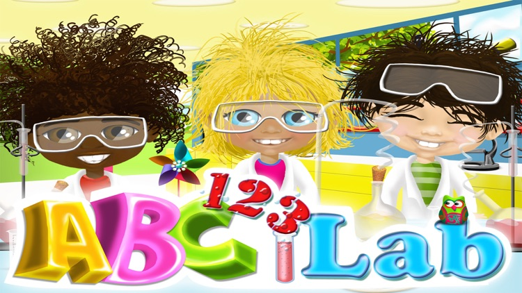 ABC Lab - All in One Preschool Alphabet Games Collection screenshot-0