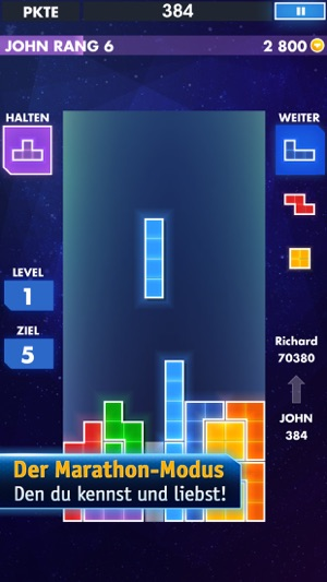 TETRIS® Premium Screenshot