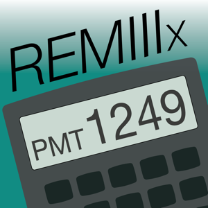 Real Estate Master IIIx -- Simple to Use Residential Real Estate Finance Calculator app