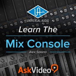 Mix Console Course For Universal Audio
