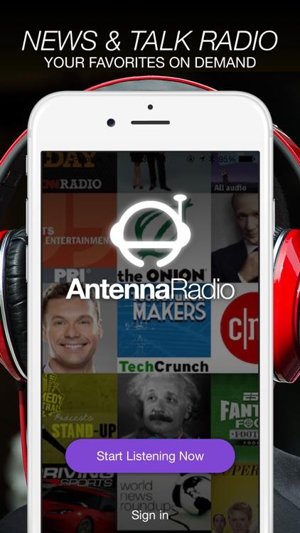 Antenna Radio screenshot-0
