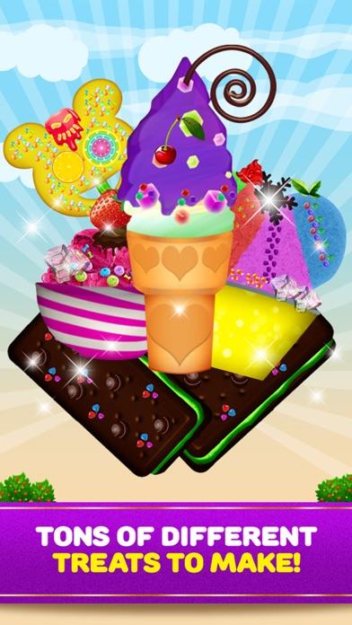 Maker Games Ice Cream Shop Cones, Sundae, Sandwiches & Pops screenshot one
