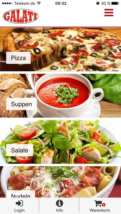 Pizzeria Galati KasselScreenshot von 2
