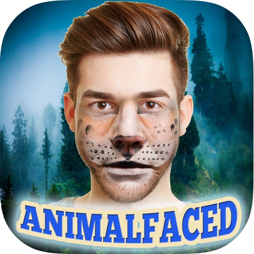 AnimalFaced - Face Paint FX Booth & Selfie Maker icon