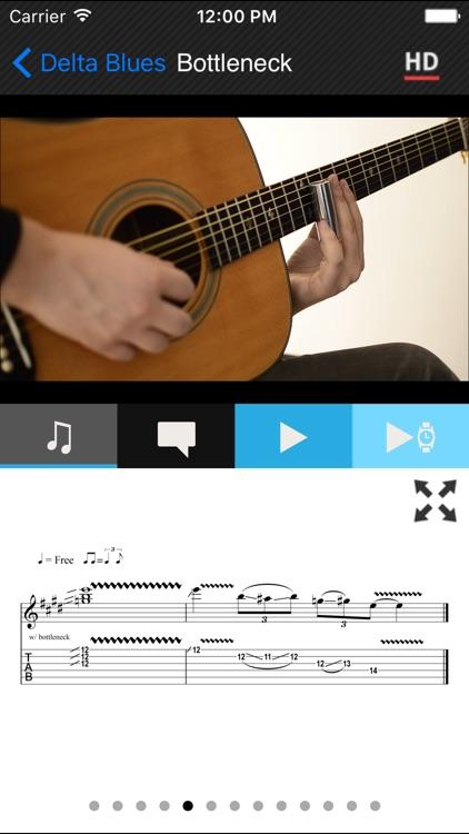 Blues Guitar Method screenshot-4