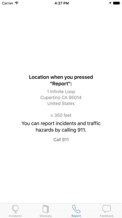 CHP Incidents screenshot-3