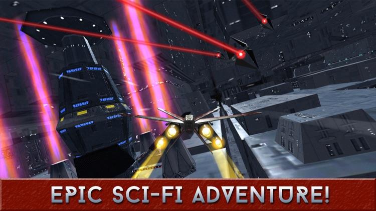 Edge Of Oblivion: Alpha Squadron 2 screenshot-3