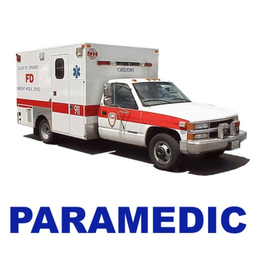 Paramedic Academy: Flashcards, EKG, EMS Toolkit