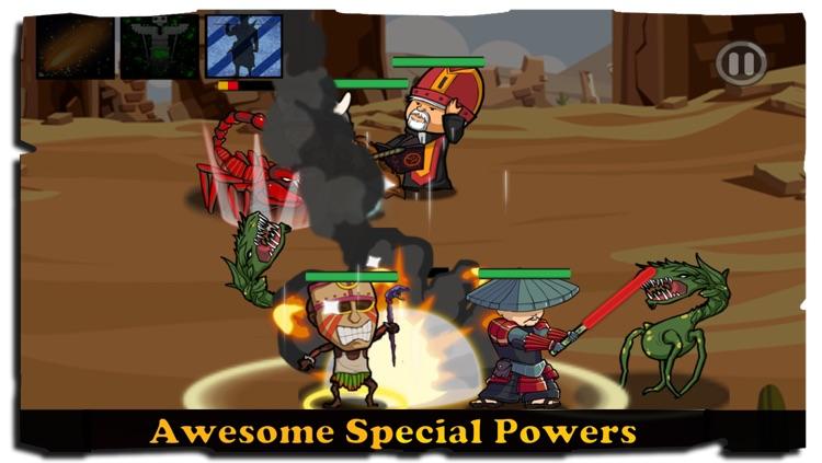 Song of Swords RPG HD FREE screenshot-4