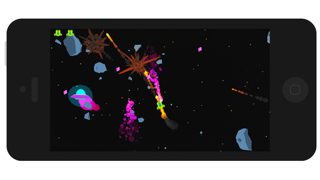 Galaxy Space Shooter screenshot one