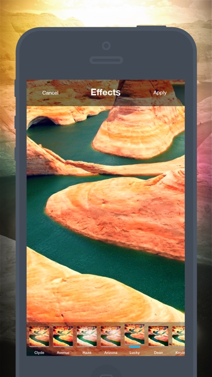 PhotoShоt - Photo Editor (Best Professional Photo Editor with Cool Effects) screenshot-3