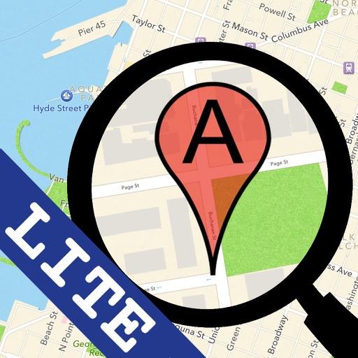 NearBy Finder -  LITE