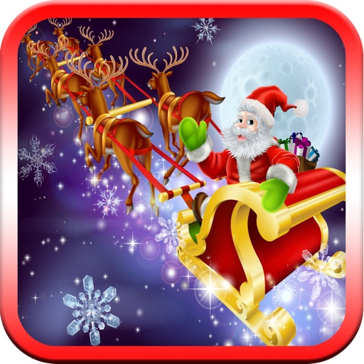 A Santa Sleigh Ride: Merry Christmas Adventure Game