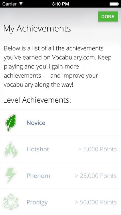 Vocabulary.com screenshot-4