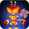 マイアメージングトランスパワーロボットドレスアップゲーム - メタルクラフト伝説や英雄レスキュー版 - 無料ゲーム