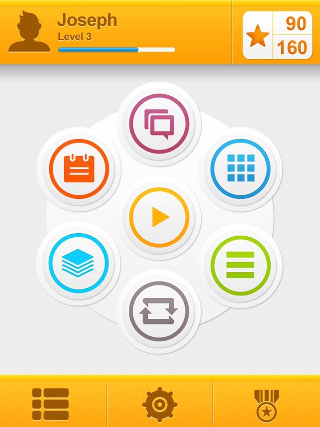 Lernen Sprach mit Lanquick-Deutsch Englisch Französisch Italienisch Latein Russsan Arabisch griechisch Screenshot
