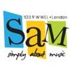 SAM 103.9 WWEL FM