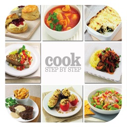 Cooking - Step by Step Cookbook