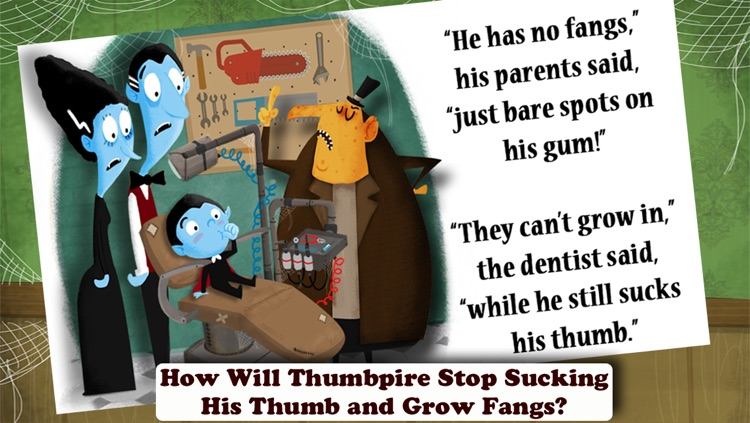 Thumbpire - The Funny Story Of A Little Monster's Big Problem