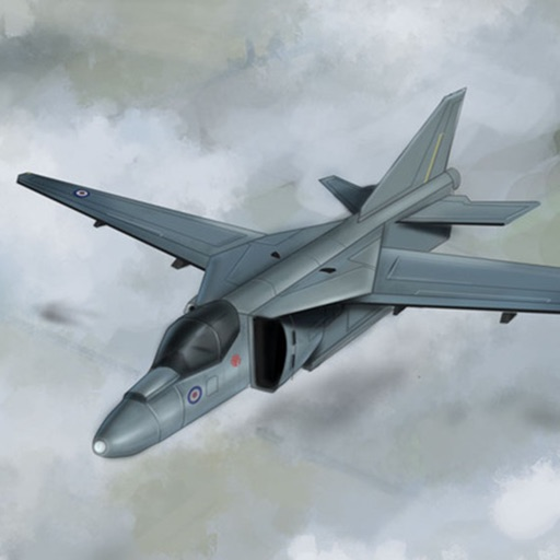 WW3 Fighter 3D - Fly your jet air plane against the foe!