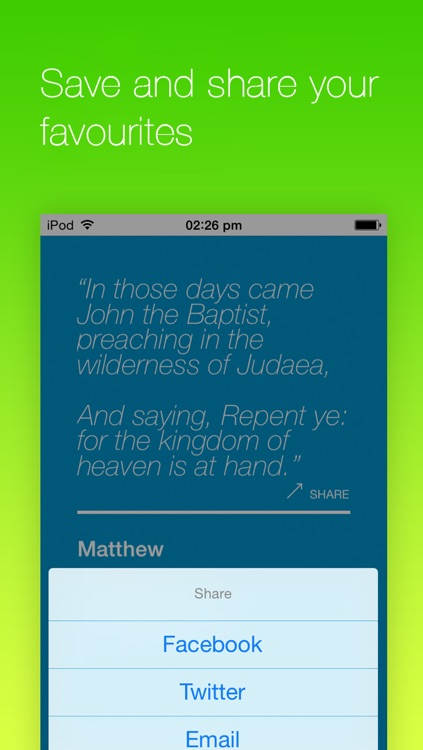 King James Bible - New Testament screenshot-3