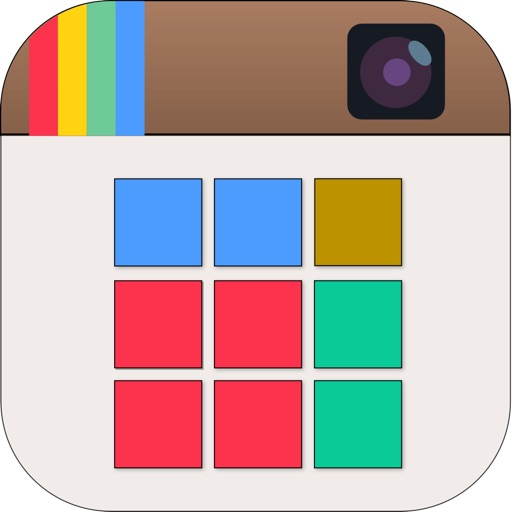 InstaTiling - Tile Banners and Photo Grids on Instagram