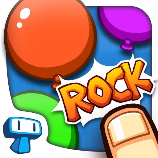 Balloon Party Rock - Игры Взорвать рождения воздушных шаров