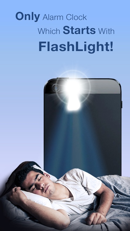 Alarm Clock! - With Instant Light