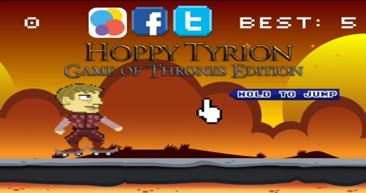 Hoppy Tyrion - Game of Thrones Edition: Free