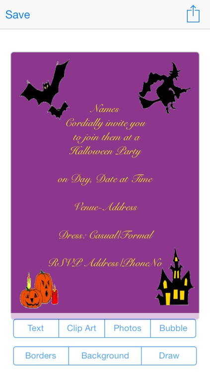 Quick Invitations - for All Occasions screenshot-1